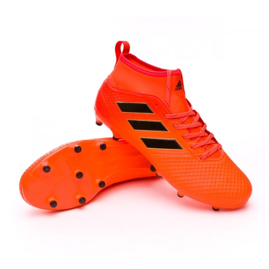 Bota  adidas Ace 17.3 FG Solar orange-Core black-Solar red