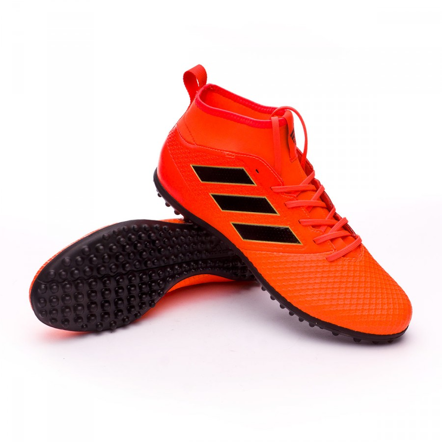 Red Black Turf Orange Adidas Tenis Ace 17 3 Core Solar 4j3cqSA5RL