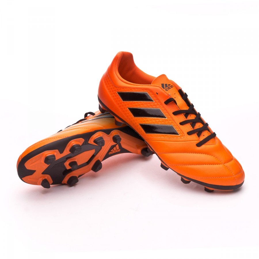 3b25b8b666fe adidas Ace 17.4 FxG Football Boots. Solar orange-Core black-Solar red ...