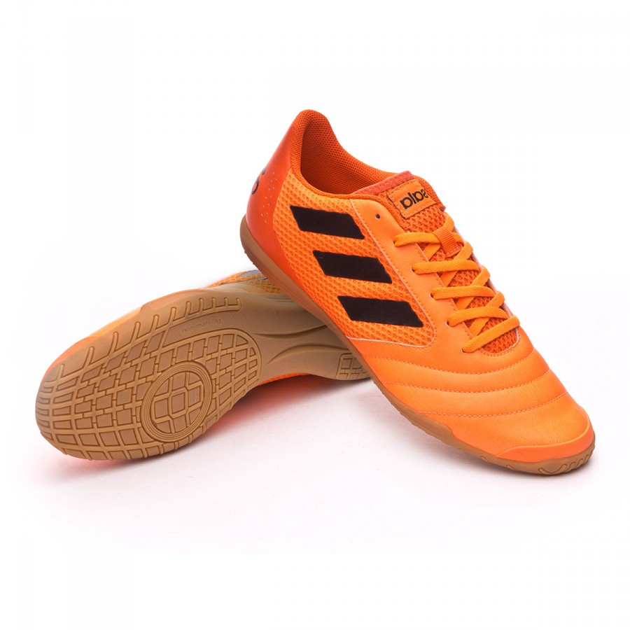 93d2612347a adidas Ace 17.4 Sala Futsal Boot. Solar orange-Core black-Solar red ...