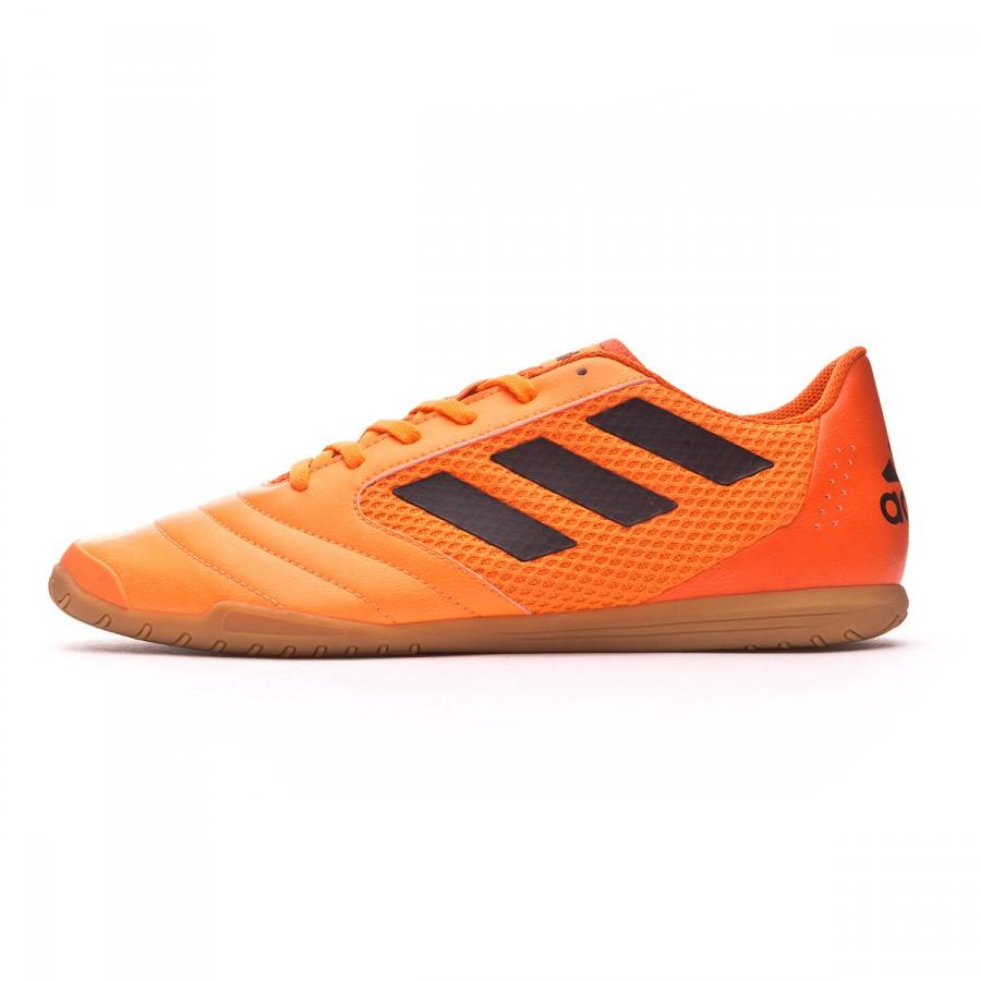 74da29ad627 Futsal Boot adidas Ace 17.4 Sala Solar orange-Core black-Solar red -  Football store Fútbol Emotion