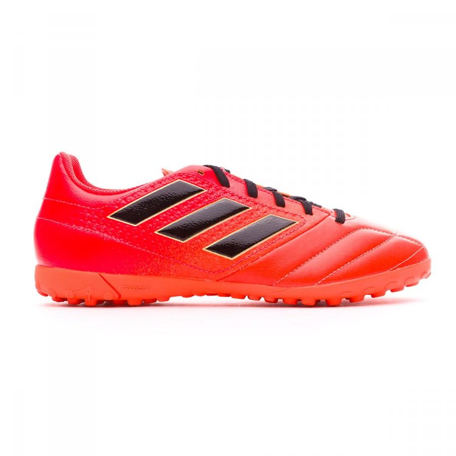 Tenis adidas Ace 17.4 Turf Solar orange-Core black-Solar red - Soloporteros  es ahora Fútbol Emotion 526343a0d13db