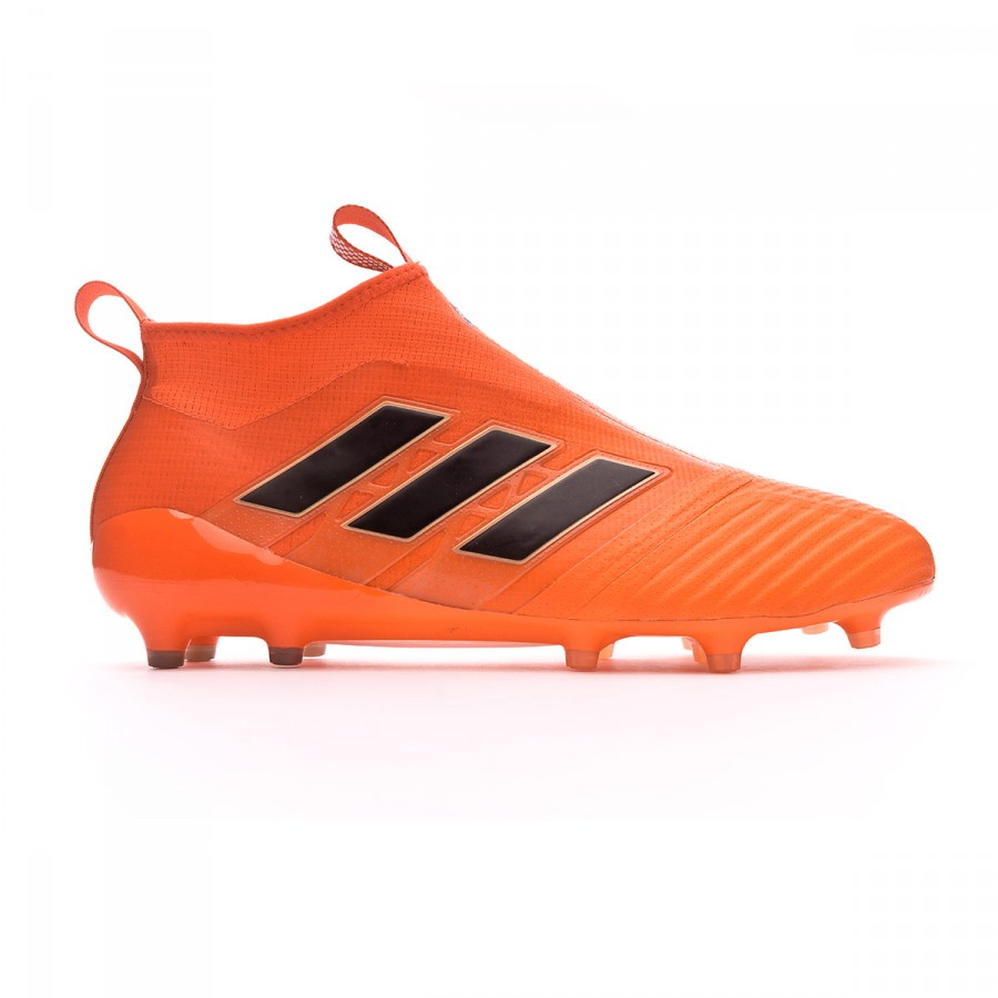 the best attitude 04a4e c43a0 Boot adidas Ace 17+ Purecontrol FG Solar orange-Core black-Solar red -  Football store Fútbol Emotion