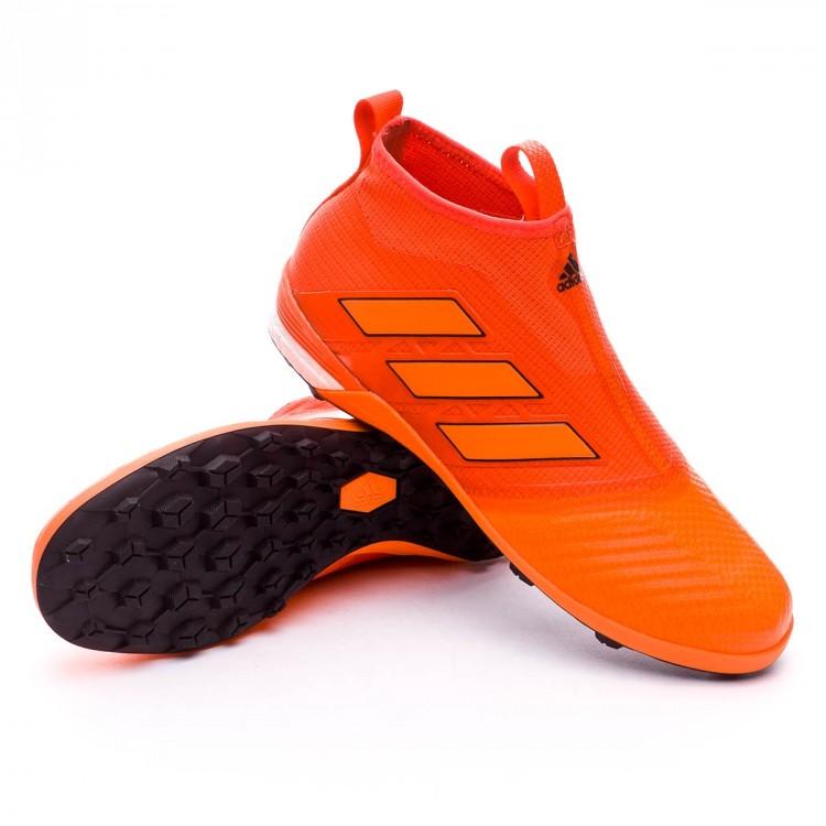 Football Boot adidas Ace Tango 17+ Purecontrol Turf Solar red-Solar ... 88c2f94edc38