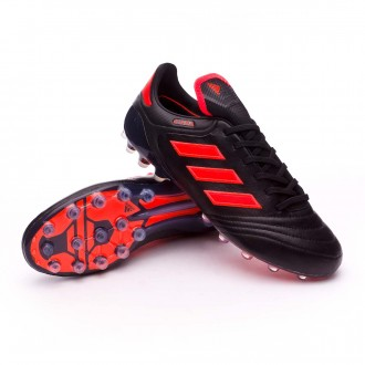Bota  adidas Copa 17.1 AG Core black-Solar red