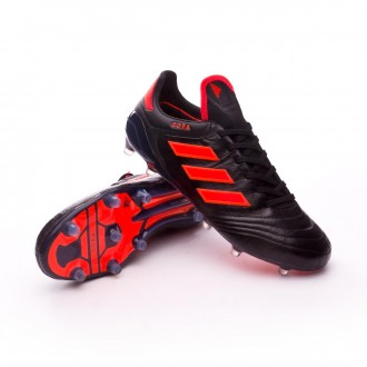 Bota  adidas Copa 17.1 FG Core black-Solar red