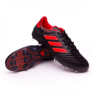 Bota  adidas Copa 17.2 FG Core black-Solar red