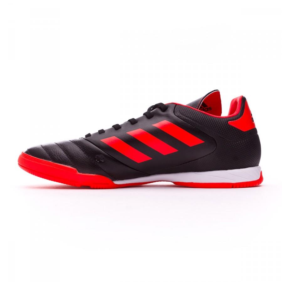 5fce2549f Futsal Boot adidas Copa 17.3 IN Core black-Solar red - Football store  Fútbol Emotion