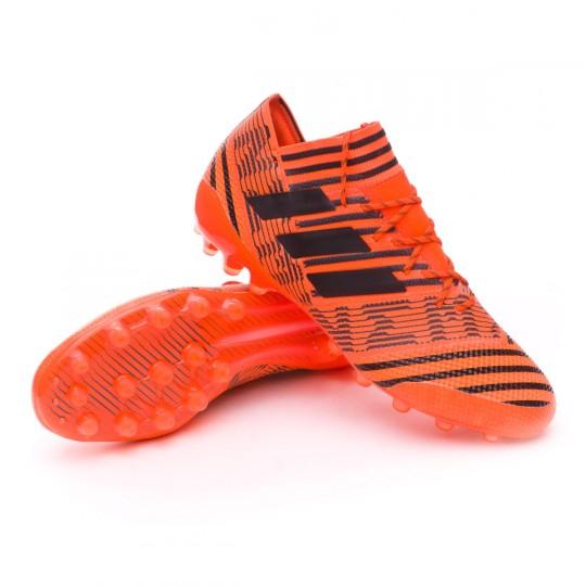 Bota  adidas Nemeziz 17.1 AG Solar orange-Core black-Solar red