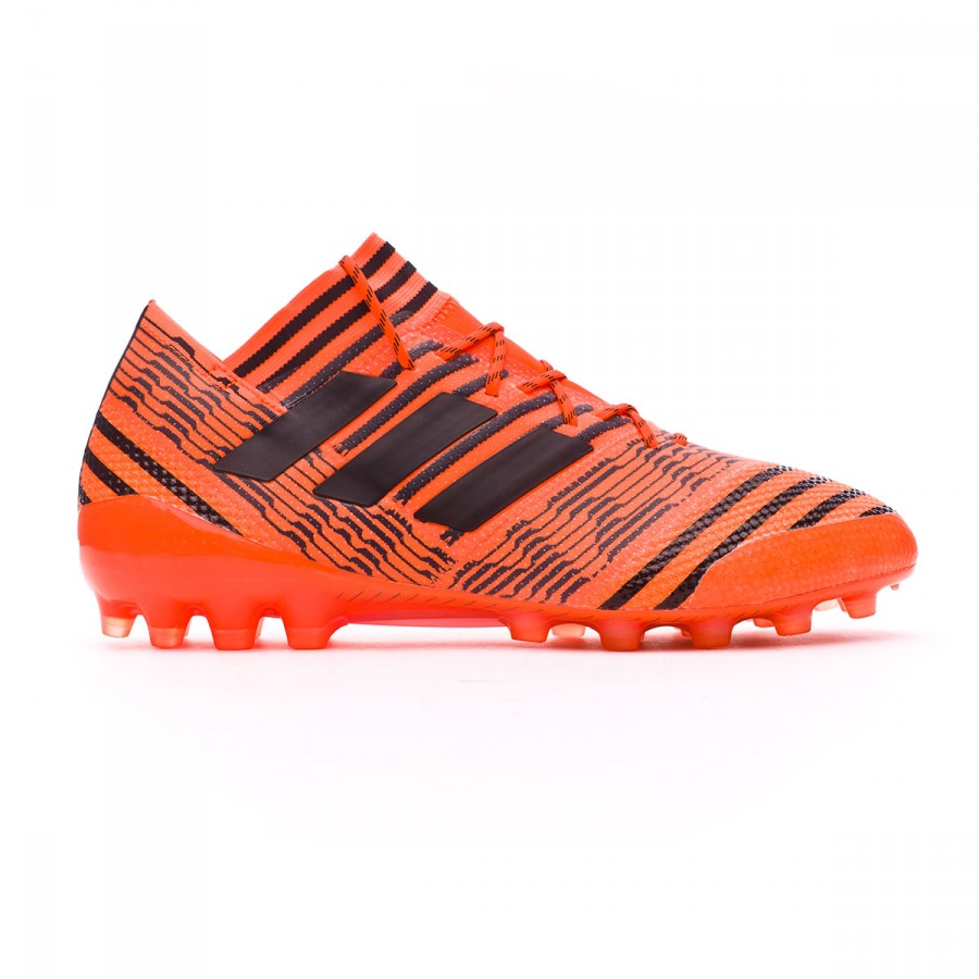 3ed200822bcbc Football Boots adidas Nemeziz 17.1 AG Solar orange-Core black-Solar red -  Football store Fútbol Emotion