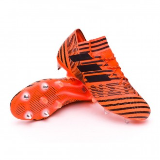 Bota  adidas Nemeziz 17.1 SG Solar orange-Core black-Solar red