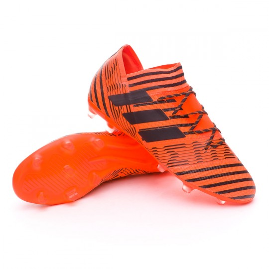 Bota  adidas Nemeziz 17.2 FG Solar orange-Core black-Solar red