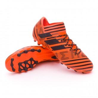 Bota  adidas Nemeziz 17.3 AG Solar orange-Core black