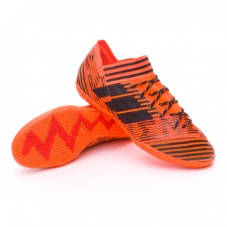 Zapatilla  adidas Nemeziz 17.3 IN Solar orange-Core black-Solar red