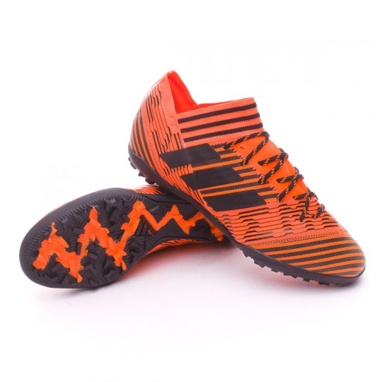 Zapatilla  adidas Nemeziz 17.3 Turf Solar orange-Core black-Solar orange