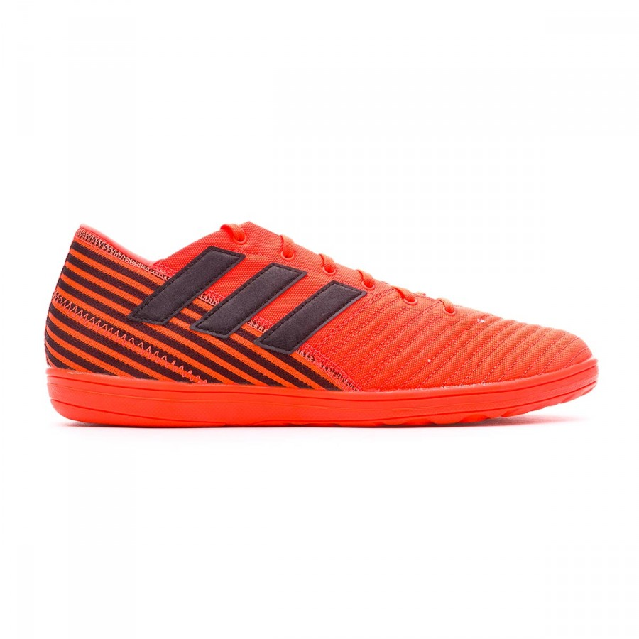 Pagar tributo interno resistencia  Futsal Boot adidas Nemeziz 17.4 IN Sala Solar orange-Core black - Football  store Fútbol Emotion