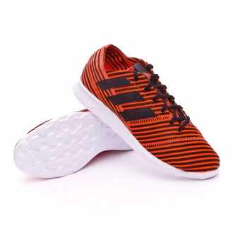 Zapatilla  adidas Nemeziz 17.4 TR Solar orange-Core black