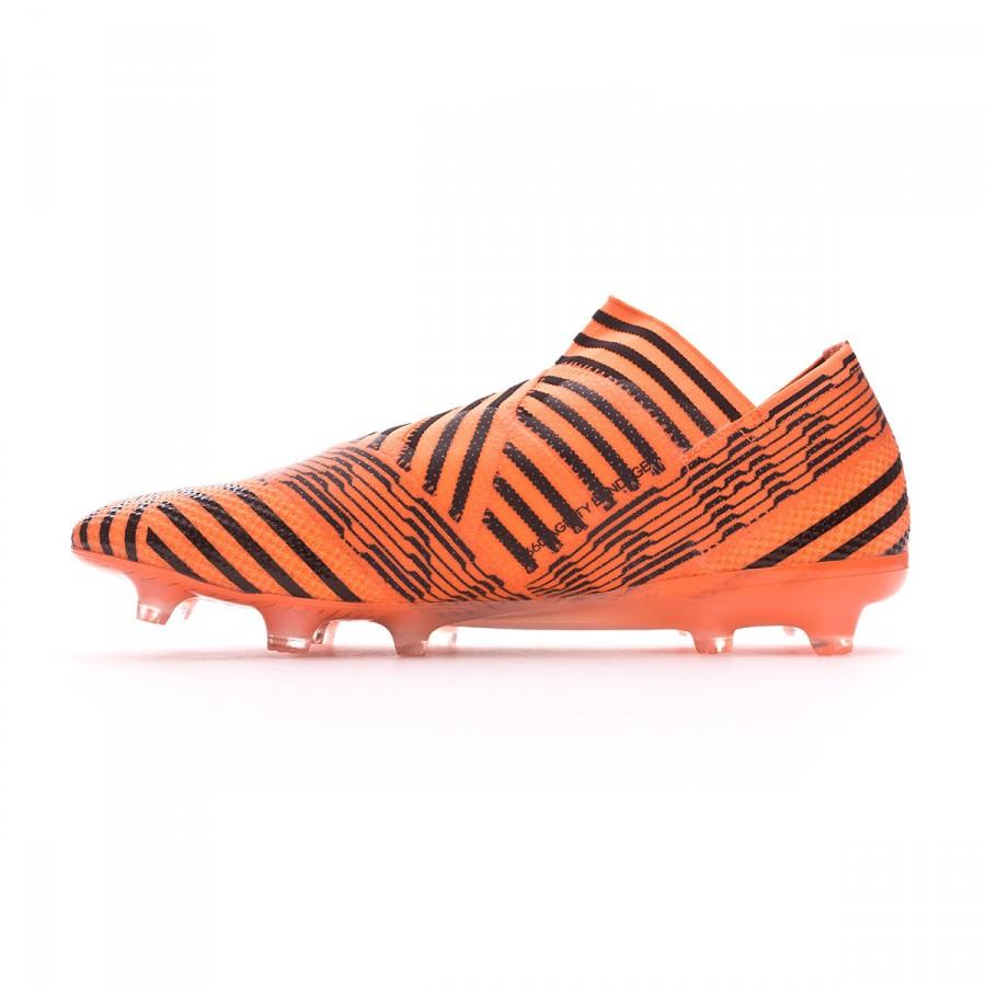 4317536adfe7 Football Boots adidas Nemeziz 17+ 360 Agility FG Solar orange-Core black -  Football store Fútbol Emotion