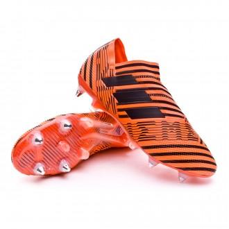 Bota  adidas Nemeziz 17+ 360 Agility SG Solar orange-Core black