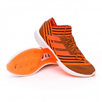 Zapatilla  adidas Nemeziz Tango 17.1 TR Solar orange-Core black