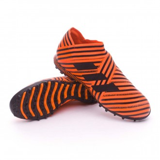 Sapatilha  adidas Nemeziz Tango 17+ 360 Agility Turf Solar orange-Core black
