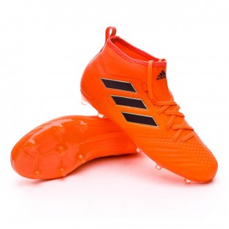 Boot  adidas Kids Ace 17.1 FG  Solar red-Core black-Solar red