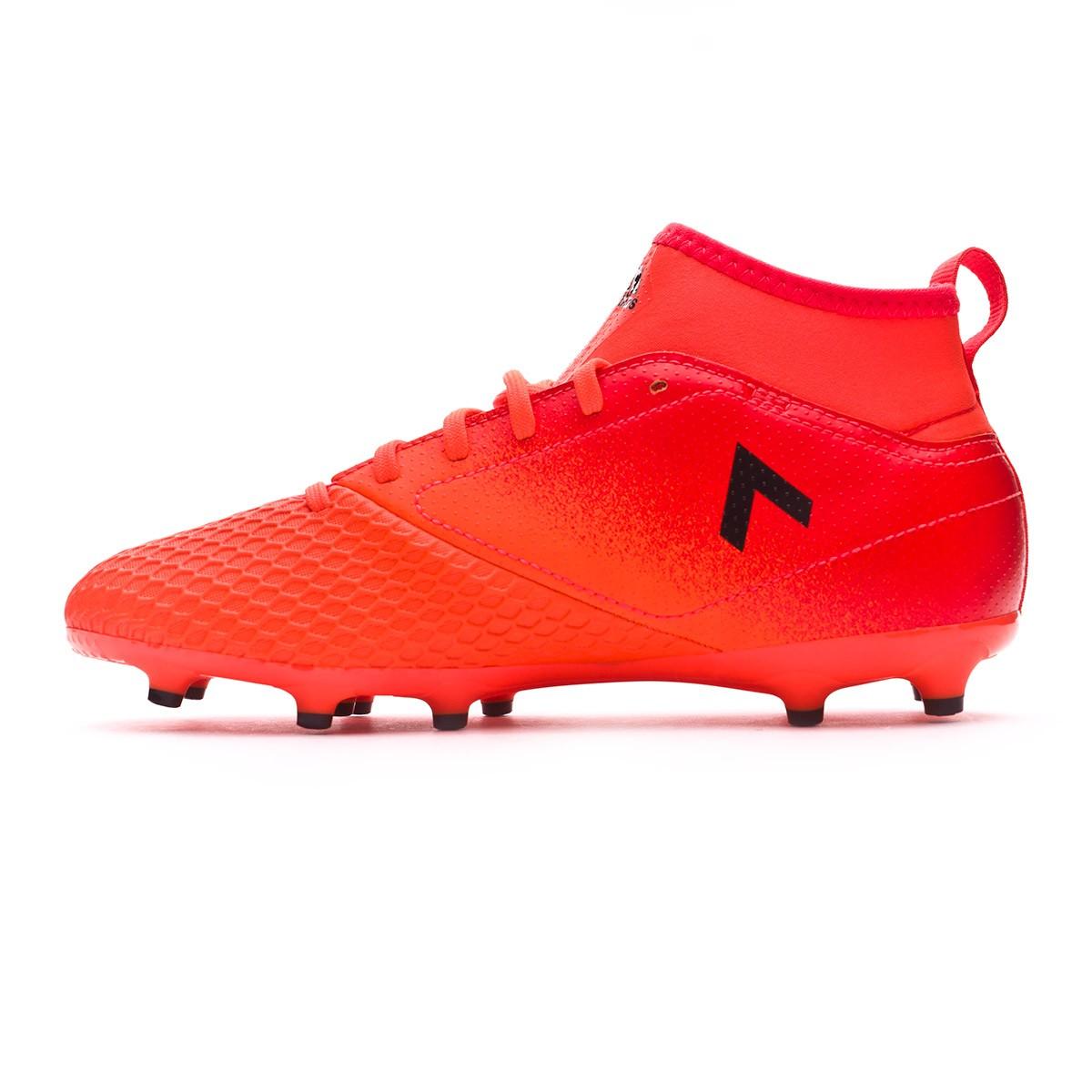 f54c25b78d65b Bota de fútbol adidas Ace 17.3 FG Niño Solar orange-Core black-Solar red -  Tienda de fútbol Fútbol Emotion