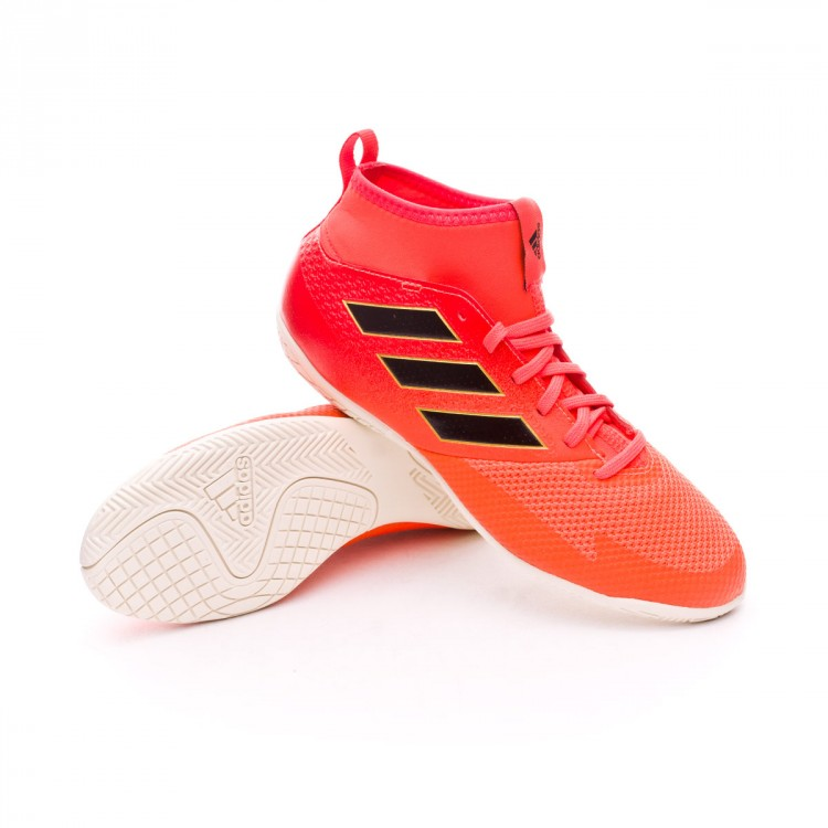 bd58070a1125 Futsal Boot adidas Kids Ace Tango 17.3 IN Soolar red-Core black ...