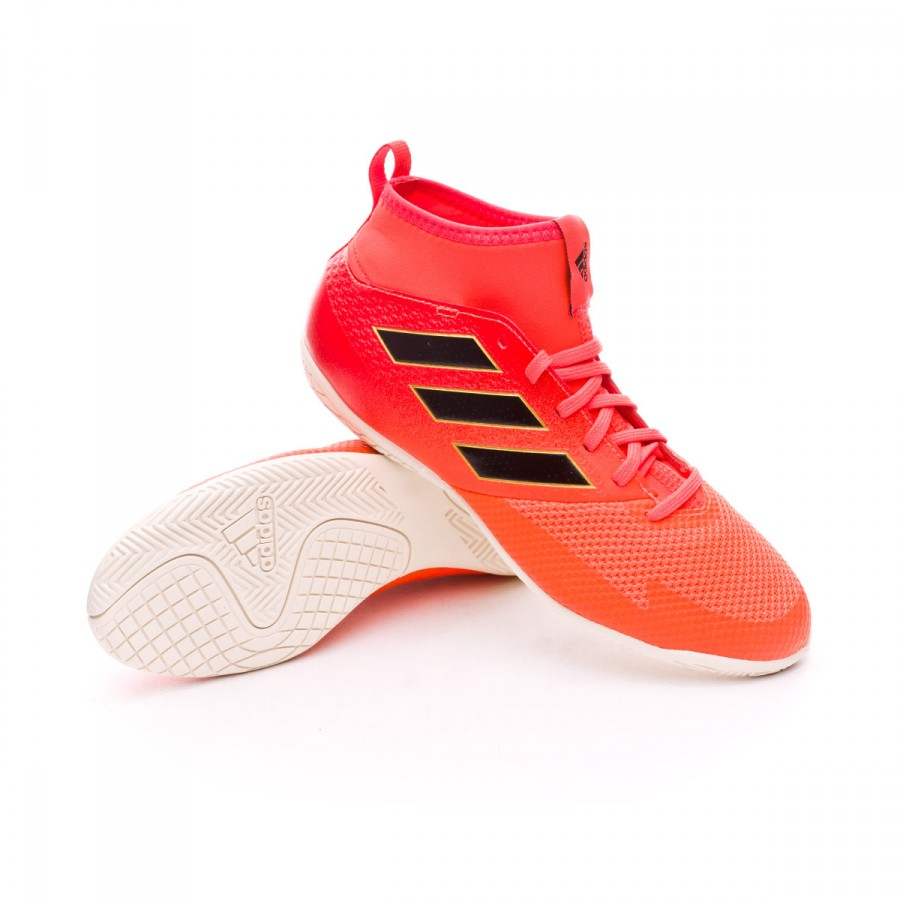 3 Solar Red Ace Black In 17 Niño Zapatilla Tango Core Orange zUVpLjSMqG