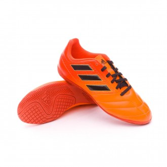 Zapatilla  adidas Ace 17.4 IN Niño Solar orange-Core black-Solar red
