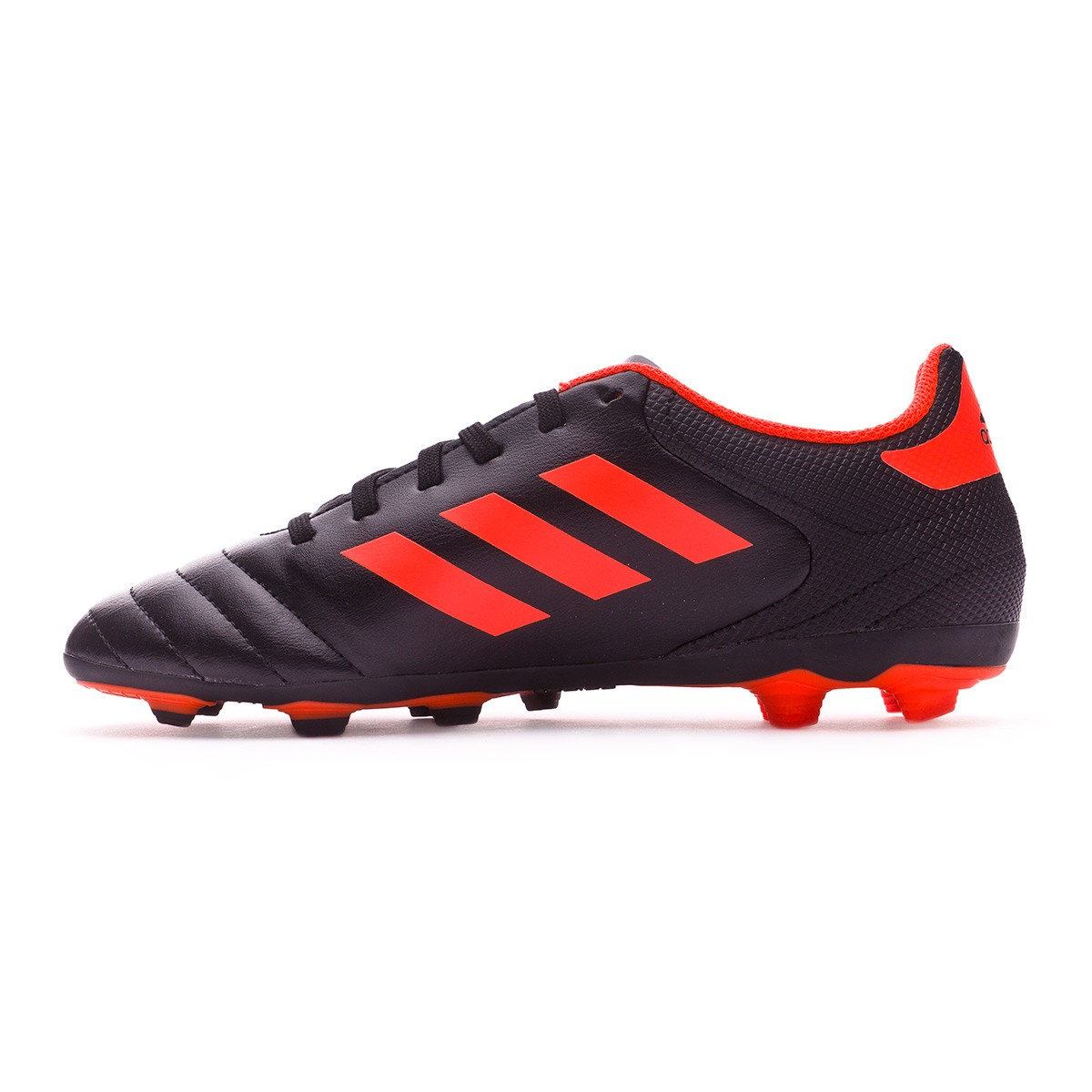 premium selection cb0e8 36f8c Boot adidas Copa 17.4 FxG kids Core black-Solar red - Football store Fútbol  Emotion