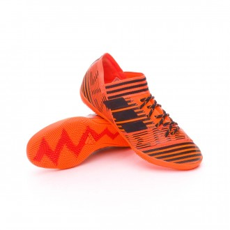 Zapatilla  adidas Nemeziz Tango 17.3 IN Niño Solar orange-Core black-Solar red