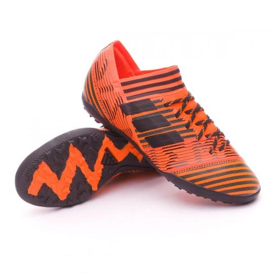 Boot  adidas Jr Nemeziz Tango 17.3 Turf Solar orange-Core black-Solar orange