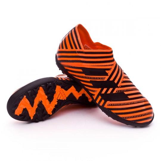 Scarpa  adidas Jr Nemeziz Tango 17+ 360 Agility Turf Solar orange-Core black