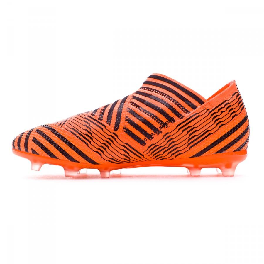 a5b68cb65 Football Boots adidas Kids Nemeziz 17+ 360 Agility FG Solar orange-Core  black-Solar red - Tienda de fútbol Fútbol Emotion