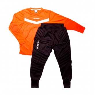 Kit  Reusch Kids Goalkeeper  Orange