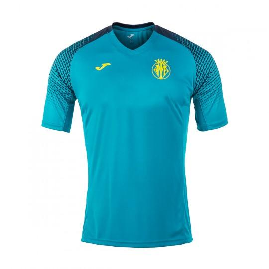 Camisola  Joma Villarreal CF Training 2017-2018 Azul