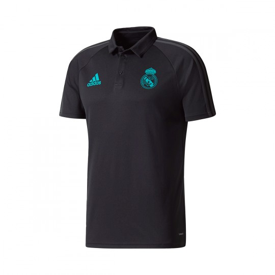 Polo  adidas Real Madrid 2017-2018 Black