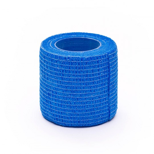 Fita  Rehab Medic Tape Sujeta-Espinilleras (5cm x 4,6m) Azul royal
