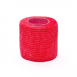 Tape  Rehab Medic Tape Sujeta-Espinilleras (5cm x 4,6m) Vermelho