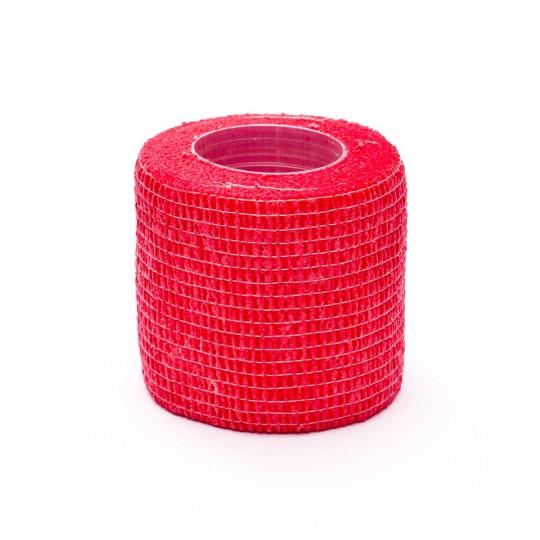 Fita  Rehab Medic Tape Sujeta-Espinilleras (5cm x 4,6m) Vermelho