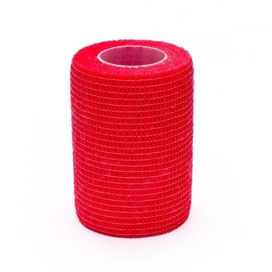 Cinta  Rehab Medic Tape Sujeta-Espinilleras (7,5cm x 4,6m) Rojo