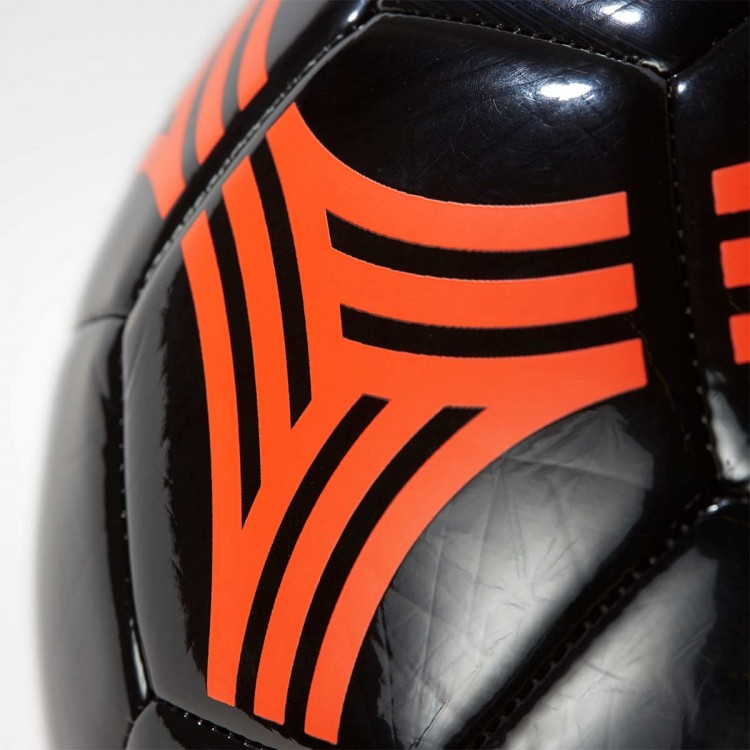 Ball adidas Tango Street Glider Black-Solar red - Soloporteros is ... aa83c5be82a2e