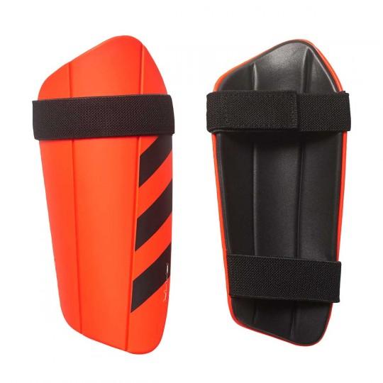 Espinillera  adidas Ghost Lite Solar red-Black