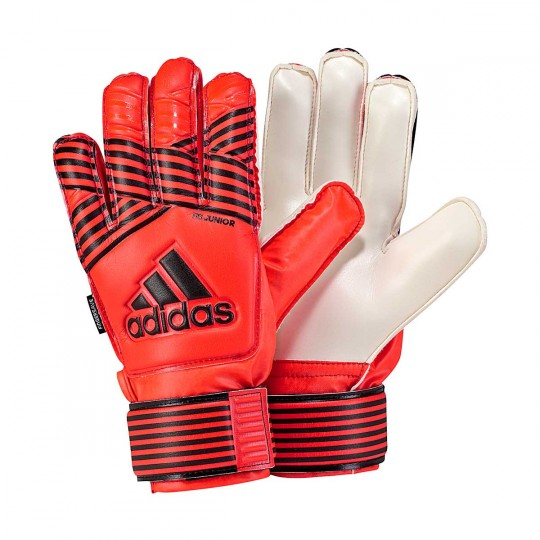 Guante  adidas Ace Fingersave Niño Solar red-Core black-Onix