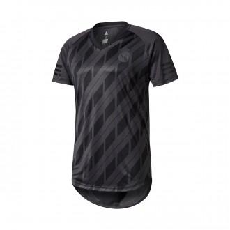 Camiseta  adidas Real Madrid SSP 2017-2018 Black