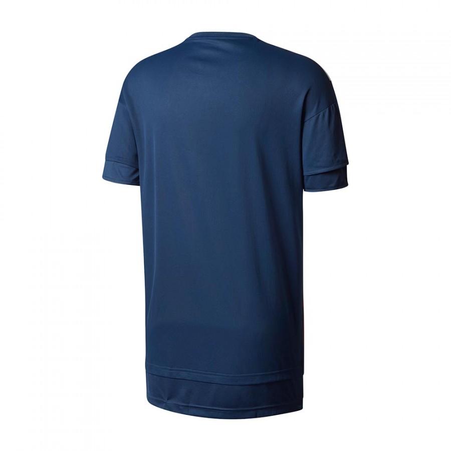 4a5099f33b509 Camiseta adidas FC Bayern Munich Primera Equipación Training 2017-2018  Black-Red - Tienda de fútbol Fútbol Emotion