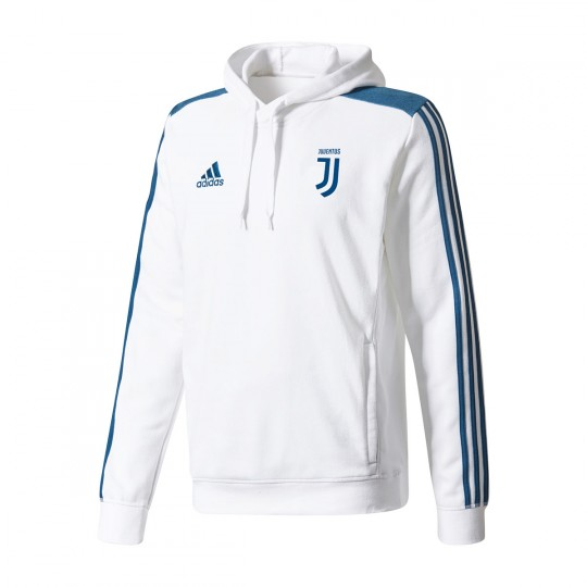 Sudadera  adidas Juventus Capucha 2017-2018 White