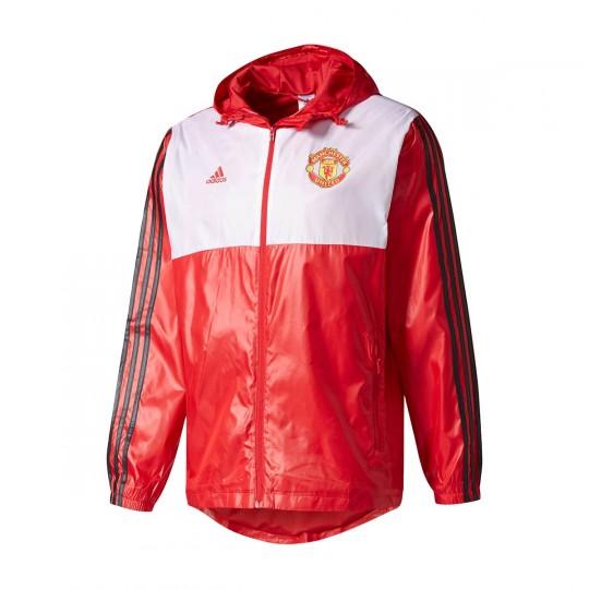 Chaqueta  adidas Manchester United WB FC 2017-2018 Red