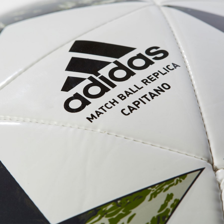 c6eaae7c1 Ball adidas Juventus Finale 17 CPT 2017-2018 White-Night grey-Craft green-Sesame  - Football store Fútbol Emotion